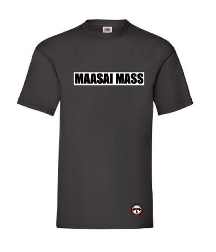 Mwanzo mens t-shirt black