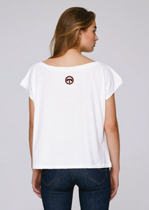 Mwanzo organic ladies t-shirt