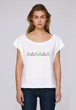 Load image into Gallery viewer, Mwanzo organic ladies t-shirt