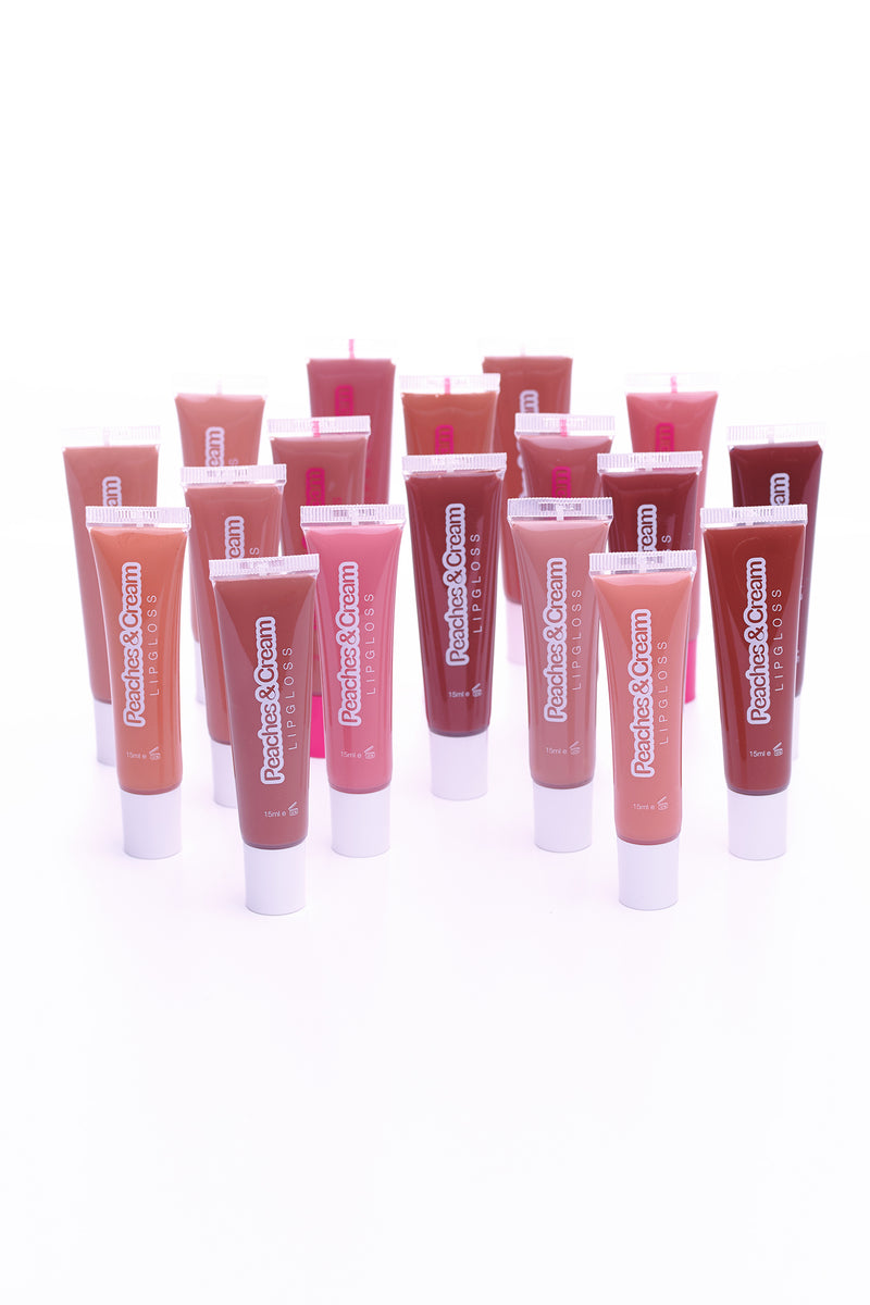 All The Nudes Gloss Set