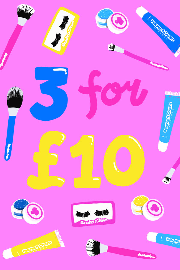 Sale Bundle 3 for £10