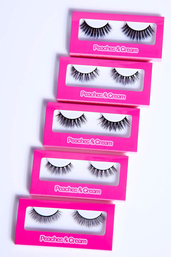Pick Any 5 Lashes *