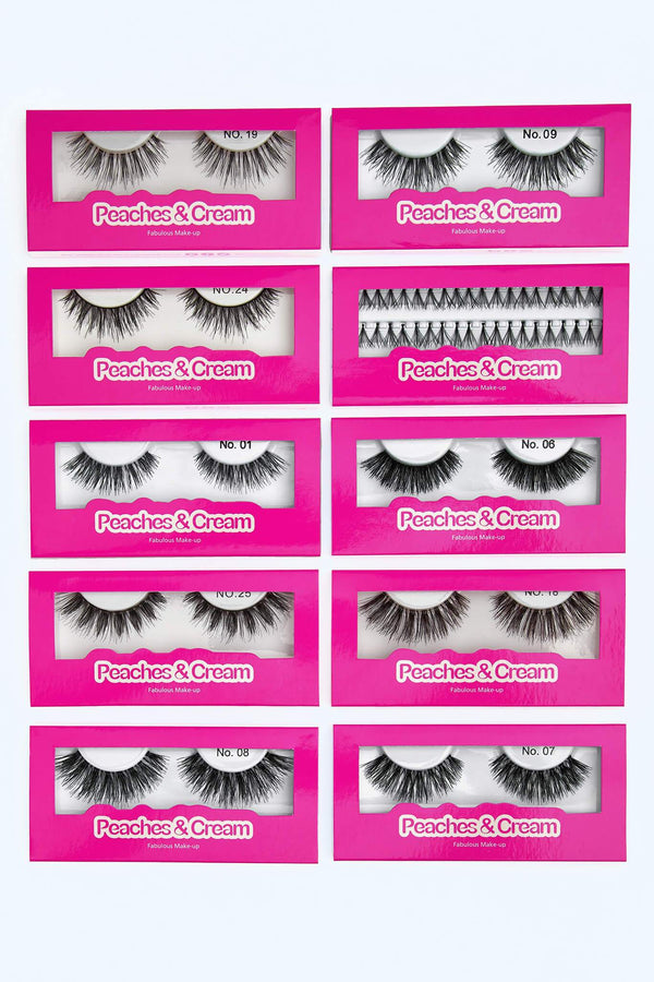 Pick 10 Lashes (Selected Styles)