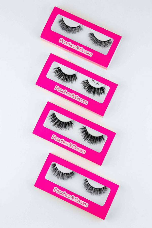 Pick Any 4 Lashes