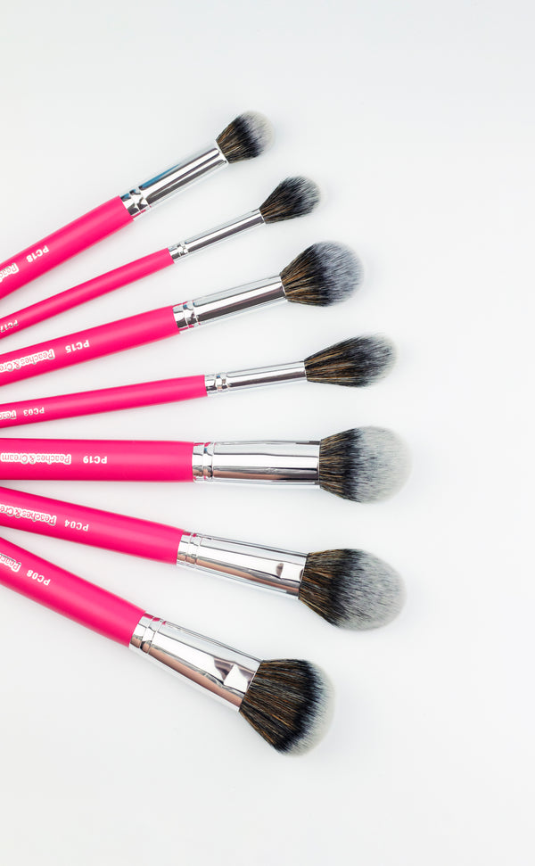 Essential Face Brush Set