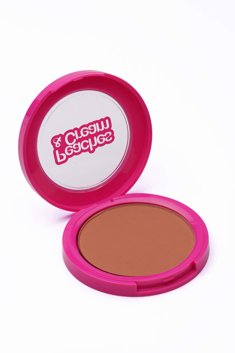 Matte Bronzing Powder Medium / Dark