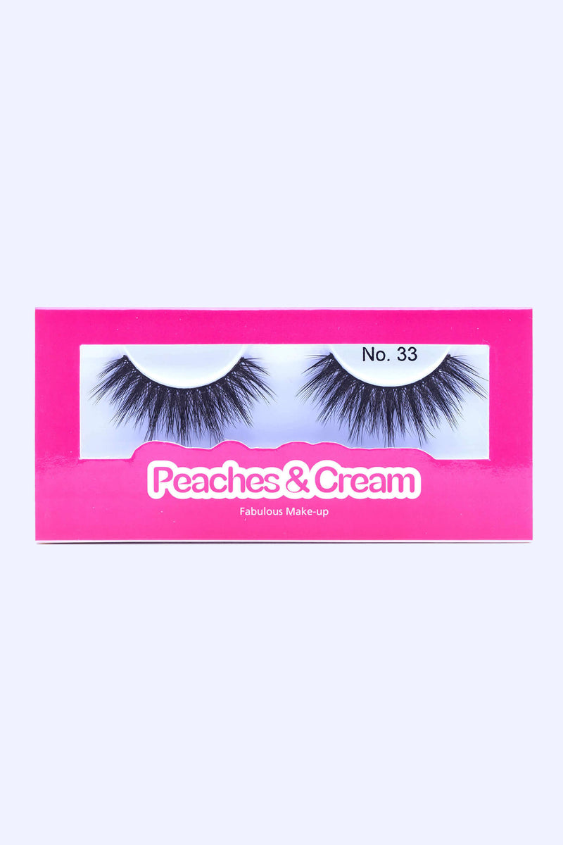 No.33 Faux Mink Lashes