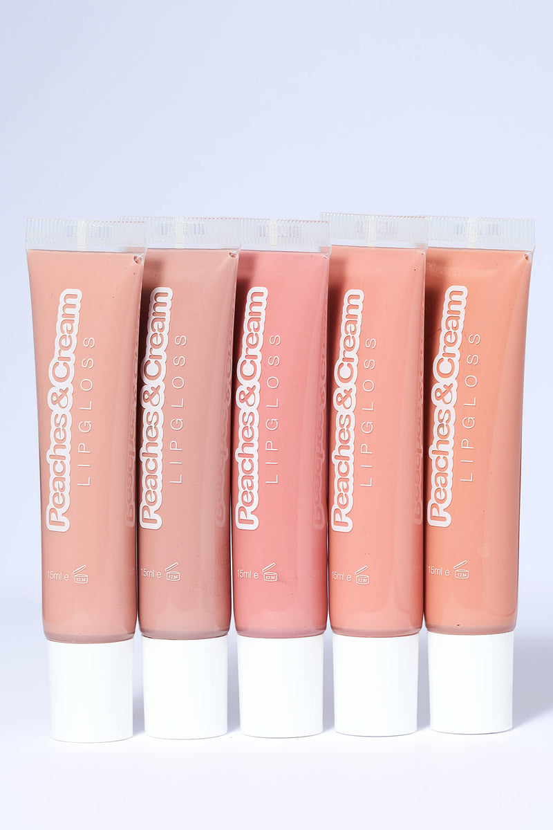 Peach Lip Gloss Set