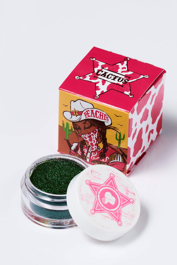 Cactus Loose Eyeshadow Pigment