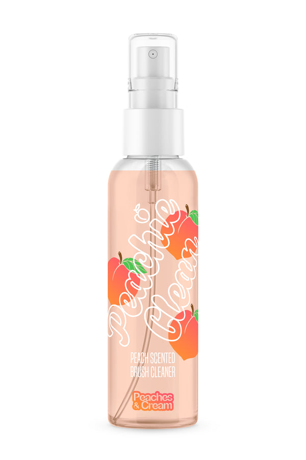 Peachie Clean Makeup Brush Cleaner