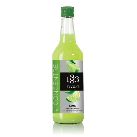 1883 Lime juice cordial mixer