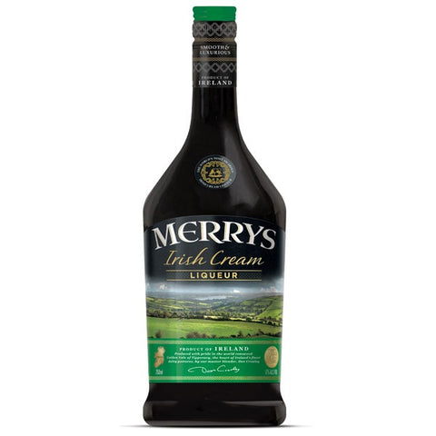 Merrys Irish Cream likør 17%