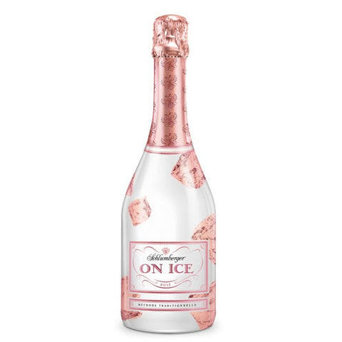 Schlumberger On ice rosé