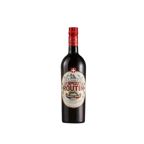 Routin Vermouth Chambery ROUGE