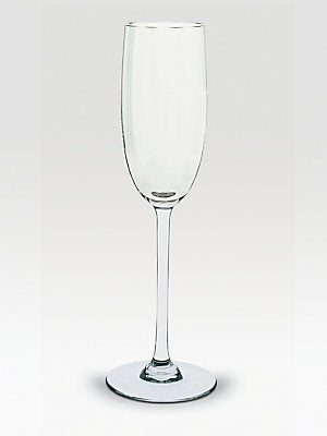 Baccarat Montaigne Optic Tall Flute Champagne 9 by Baccarat