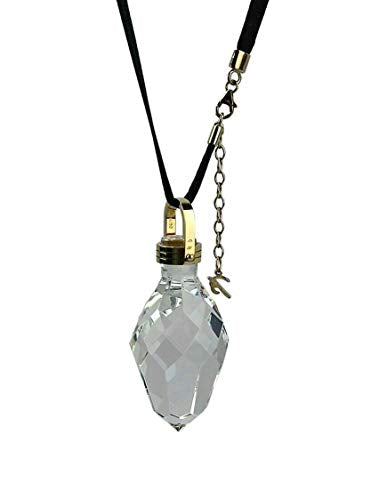 Baccarat Jewelry BOUCHONS DE Carafe Solid 18K Gold Large Necklace Pendant