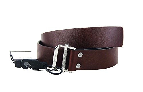 AX ARMANI EXCHANGE REVERSIBLE BELT BROWN & NAVY LEATHER BRAND NEW # 20 1,5