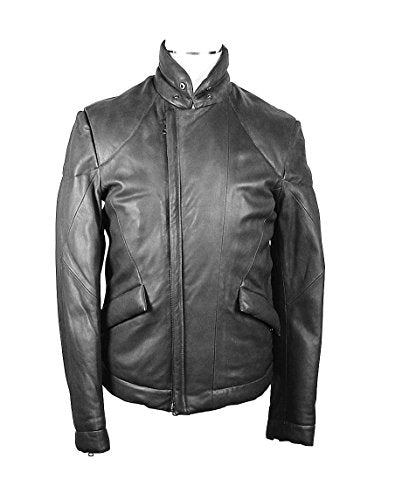 Armani Exchange Real Lamb Leather Jacket