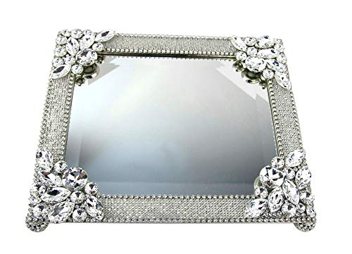Thorson Hosier 10.5x12.5 Laurel Mirror Tray