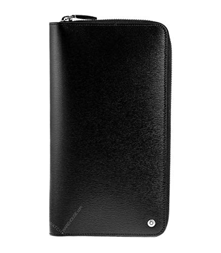 Montblanc 114695 4810 Westside Travel Wallet with Removable Pouch