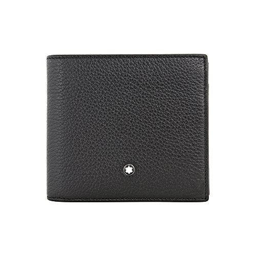 Montblanc Meisterstuck Black Leather Wallet 111125