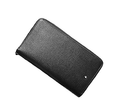 Montblanc Meisterstuck Travel Wallet Made in Italy, Size 9