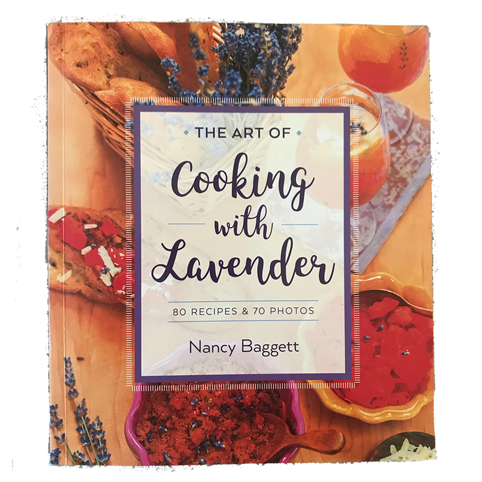 THE ART OF COOKING WITH LAVENDER
