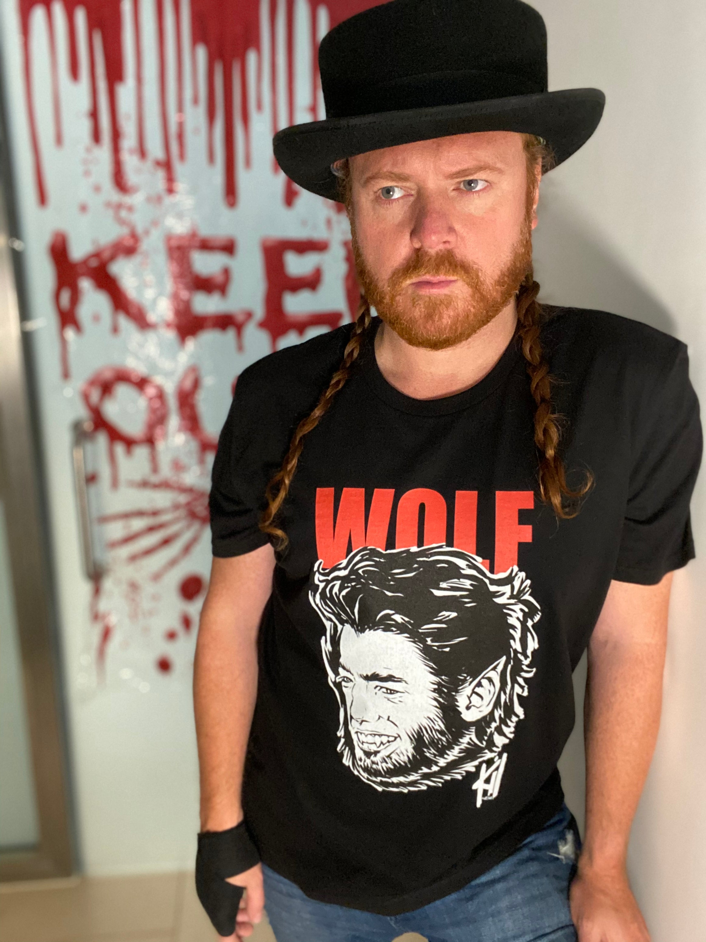 Limited Edition: Wolf Tee