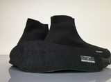 Balenciaga Sock Women's Shoes Black Baskets Speed