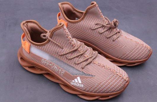 Adidas Yeezy x OFF-WHITE New Style Brown - BH Sport