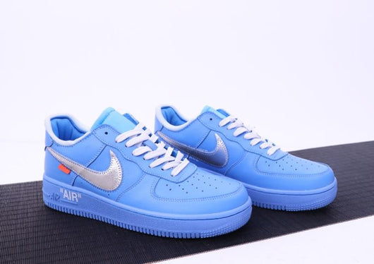 Air Force Low OFF-WHITE Blue Beaverton Oregon USA - BH Sport