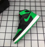 Air Jordan 1 Mid Black & Green - BH Sport