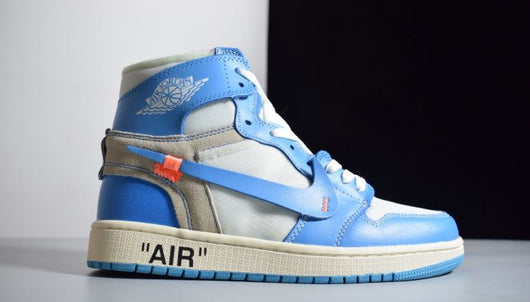 Air Jordan 1 OFF-WHITE Beaverton Oregon USA Limited Quantity - BH Sport