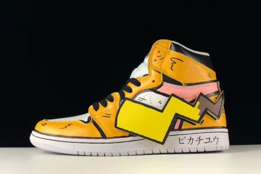 Air Jordan 1 Pikachu Pokemon - BH Sport