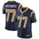 Andrew Whitworth #77 Jersey NFL  Los Angeles Rams - BH Sport