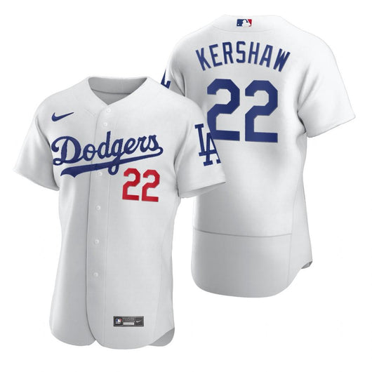 Clayton Kershaw #22 Jersey MLB Los Angeles Dodgers - BH Sport