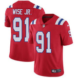 Deatrich Wise Jr. #91 Jersey NFL New England Patriots - BH Sport