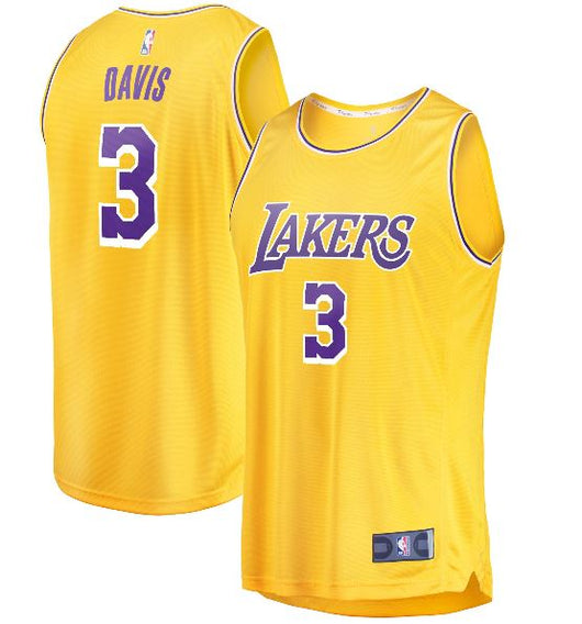 JAMES HARDEN #3 Jersey NBA Los Angeles Lakers - BH Sport