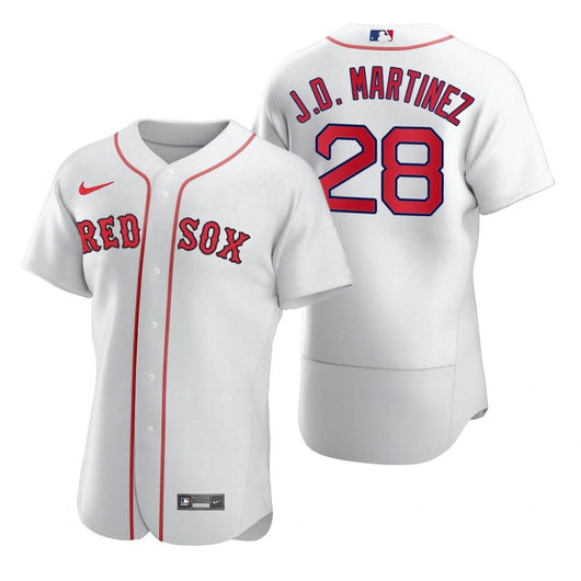 J.D. Martinez #28 Jersey MLB Boston Red Sox - BH Sport