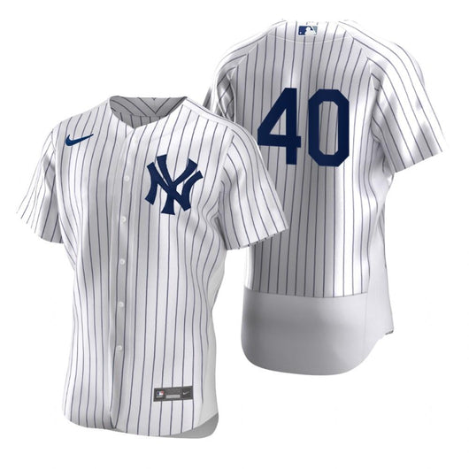 Luis Severino #40 Jersey MLB New York Yankees - BH Sport