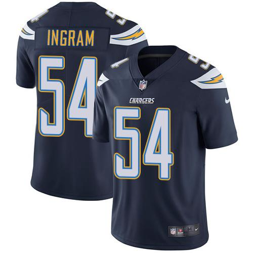 Melvin Ingram #54 Jersey NFL Los Angeles Chargers - BH Sport