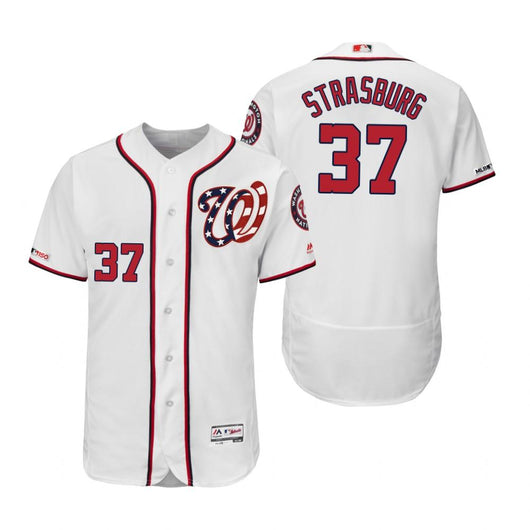 Stephen Strasburg #37 Jersey MLB Washington Nationals - BH Sport
