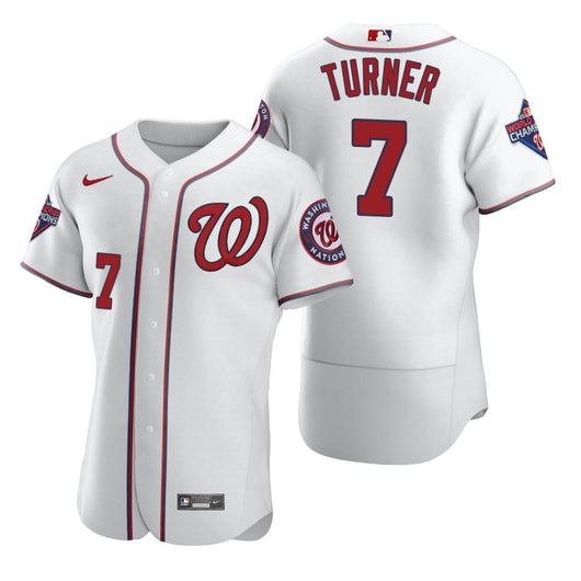 Trea Turner #7 Jersey MLB Washington Nationals - BH Sport