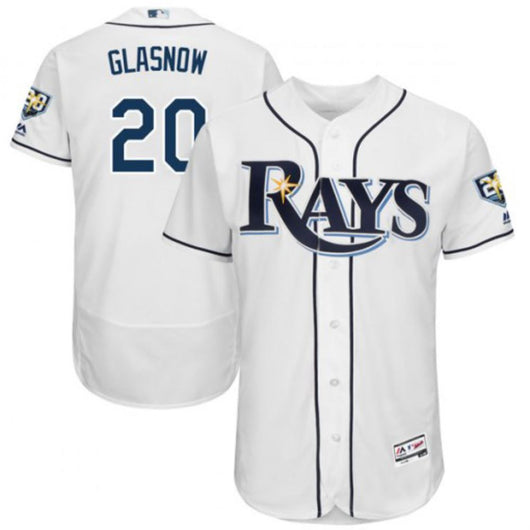 Tyler Glasnow #20 Jersey MLB Tampa Bay Rays - BH Sport