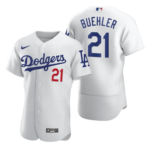 Walker Buehler #21 Jersey MLB Los Angeles Dodgers - BH Sport