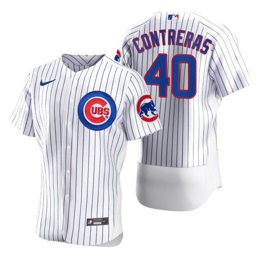 Willson Contreras #40 Jersey MLB Chicago Cubs - BH Sport