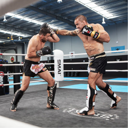 Get the most out of your Muay Thai training with the right gear.