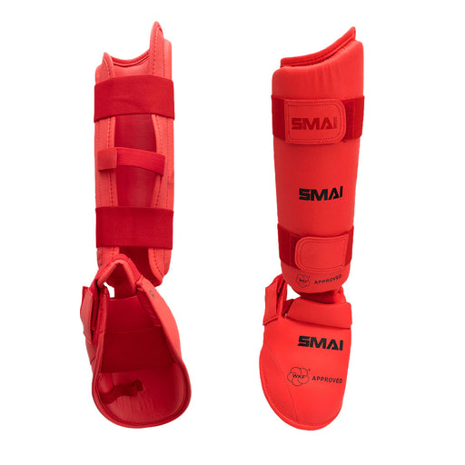 WKF Approved Shin and Instep Guard