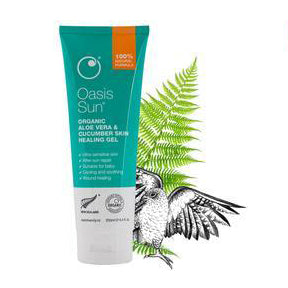Oasis Aloe Vera & Cucumber Healing Gel 250ml