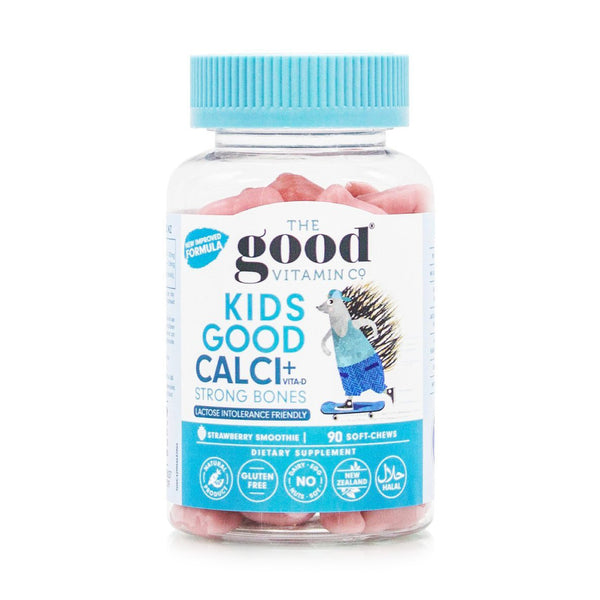 Good Vitamin Co. Calcium & Vitamin D